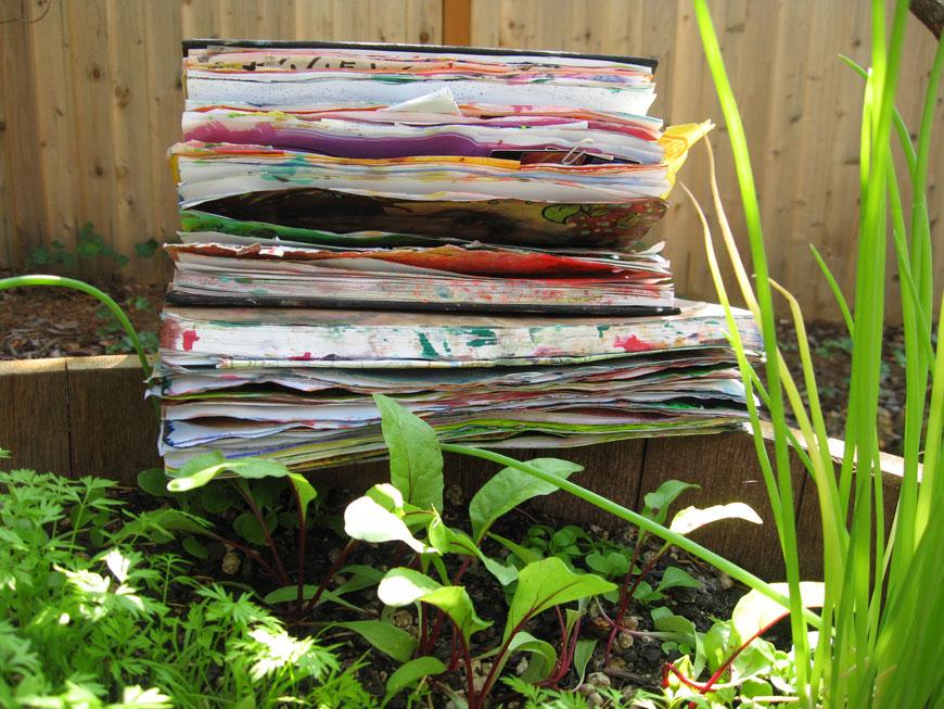 Spread 001 – A GardenersHeart