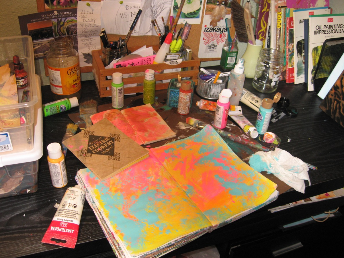Spring/Summer Classes @ The Drawing Board-anUpdate