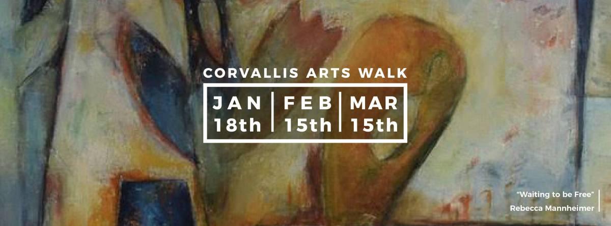 Arts Walk Tonight January18th