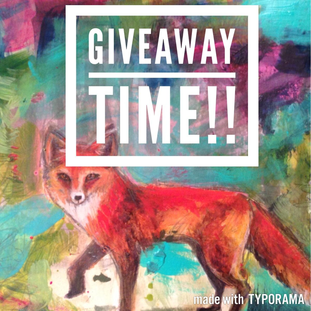 ***Instagram Giveaway***