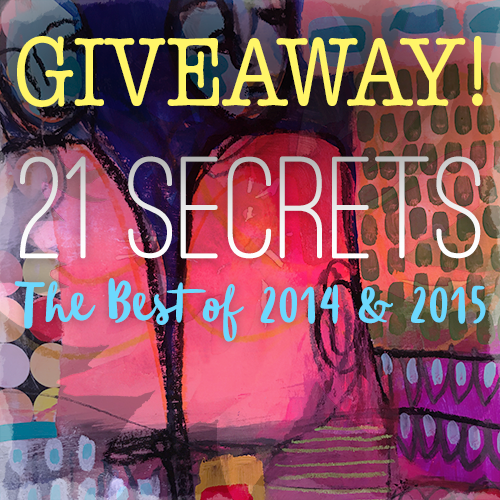 21 Secrets Course Relaunch and Giveaway time!